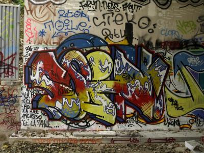 photo graffiti koneindustrie